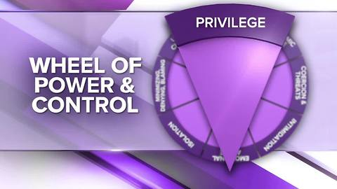 Wheel of Power and Control: Minimizing Concern and Blame