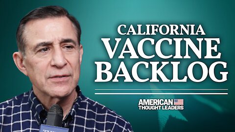 Rep. Darrell Issa: Forcing Vaccinated Americans to Wear Masks Doesn't Make Sense | CPAC 2021 | American Thought Leaders