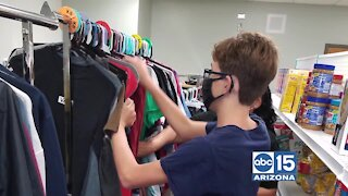 Your Valley Toyota Dealers are Helping Kids Go Places: Care Closet