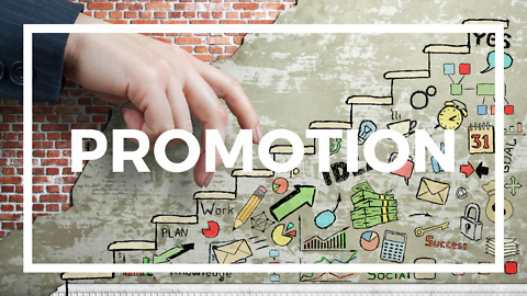 Job Promotion - Greeting