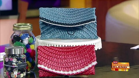 Make Your Own Cute and Simple Clutch