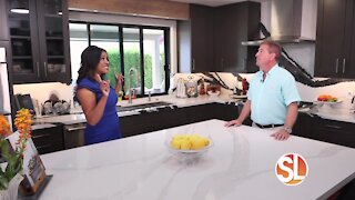 LOOK at how Premium Wholesale Cabinets of Arizona customizes a Paradise Valley home