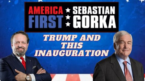 Trump and this inauguration. Lord Conrad Black with Sebastian Gorka on AMERICA First