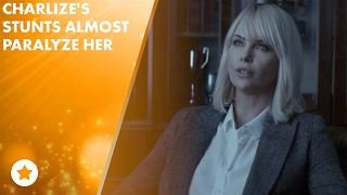 Charlize Theron opens up about her freak accident - Video