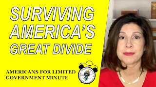 Surviving America's Great Divide
