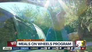 Meals on Wheels injects warmth and caring into isolated, vulnerable lives - Video