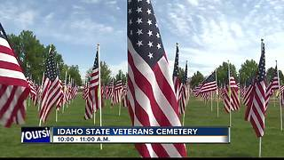 Memorial Day ceremonies take place across Treasure Valley
