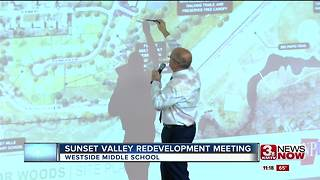 Sunset Valley redevelopment meeting - Video