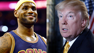 LeBron James Puts Donald Trump's Hotel in SERIOUS Trouble! - Video