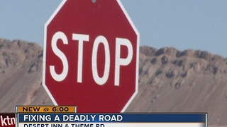 Fixing a deadly road