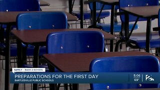 Project Safe Schools: Bartlesville Public Schools, Headed Back To School
