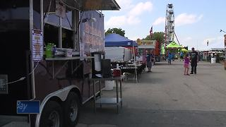 Brown County Fair begins in De Pere - Video