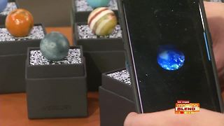 Discover Outer Space Right From Your Mobile Device - Video