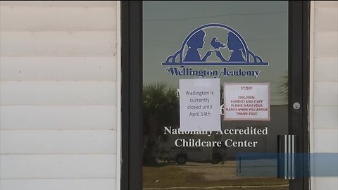Cape Coral childcare center temporarily closes doors due to COVID-19 concerns