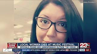 Local woman found dead outside Southern California music festival - Video