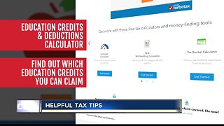 Tax tips to keep you savvy during tax season - Video