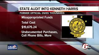 State audit finds former Speedway official misappropriated thousands of dollars - Video