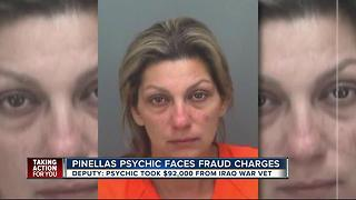 PCSO: psychic takes $155K from military vet, widow - Video