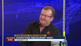 Downtown Restaurant Week - Video