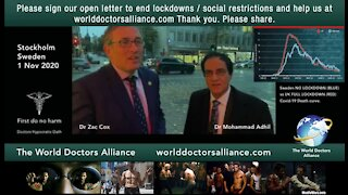 WORLD DOCTORS ALLIANCE vs. COVID 19 HOAX: Share To Protect Our Best and Bravest Whistleblowers?