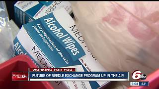 Future of Madison County needle exchange program up in the air - Video