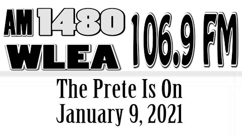 The Prete Is On, January 9, 2021