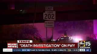 DPS: Death investigation shuts down L-202 - Video