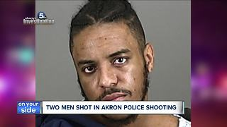 Akron officer involved shooting puts new body camera policy to the test - Video