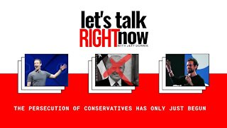 The persecution of Conservatives has only just begun