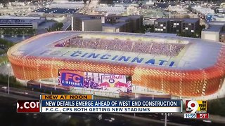FC Cincinnati stadium: Construction details unveiled, officials unsure when Stargel will be rebuilt