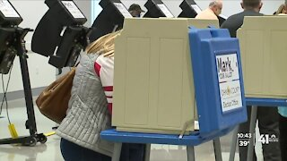 KS, MO candidates power through weekend before Election Day