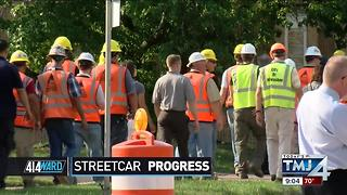 414ward: Milwaukee Streetcar Prog - Video