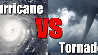 Hurricane vs. Tornado: What's the difference? - Video