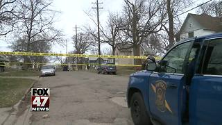 One dead, officer injured in Easter Sunday shooting in Jackson - Video