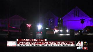 MSHP identifies man killed in officer-involved shooting - Video