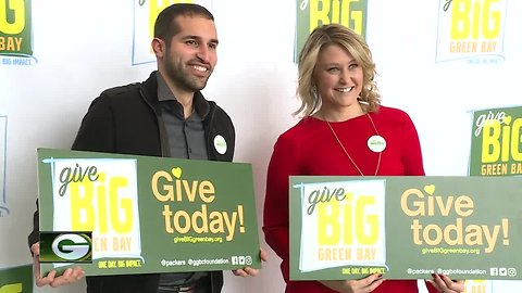 Nonprofits hold special events during Give BIG Green Bay