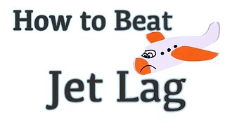 You Can Beat Jet Lag With The Touch Of A Button - Video