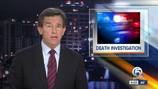 Suspicious death in West Palm Beach investigated