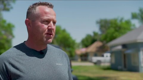 Colorado family finishes home for son with disability with help from community