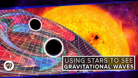 Using Stars to See Gravitational Waves