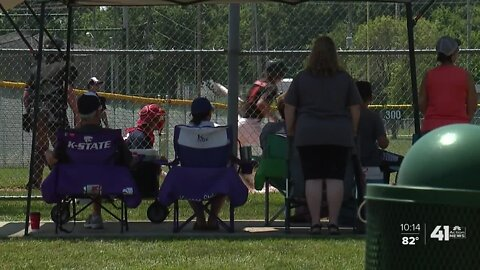 Families question ball field decision