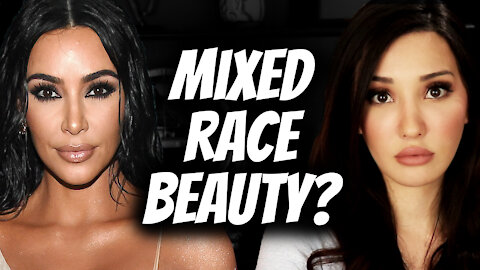 Mixed Race Beauty Standards: Problematic or Flattering? Blackfishing?