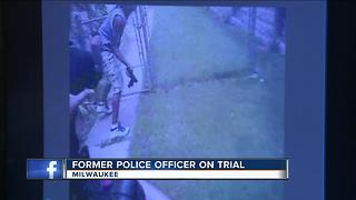 Body camera footage of Sherman Park shooting viewed in court - Video