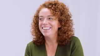 Michelle Wolf Says Comedy Is Harder In Trump's America