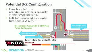 Plan Hillsborough proposes reversible lane to fix traffic concerns in Brandon - Video