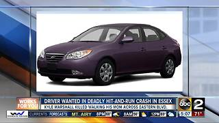Essex man killed in hit-and-run - Video