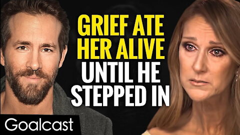 One Letter From Ryan Reynolds Changed Celine Dion's | Life Stories by Goalcast