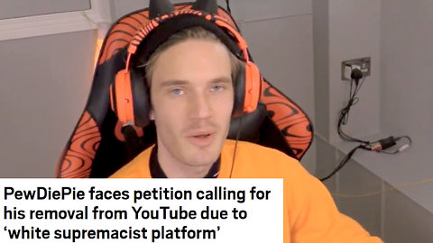 PewDiePie FIRES BACK At Petition Trying To SHUT DOWN His Youtube Channel!