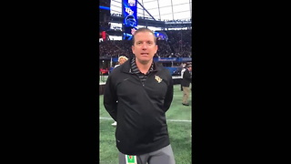 UCF Athletic Director Reveals Who The Real Champs Are - Video