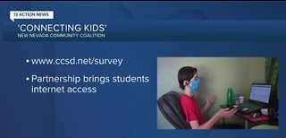 Connecting Kids initiative started today in Nevada